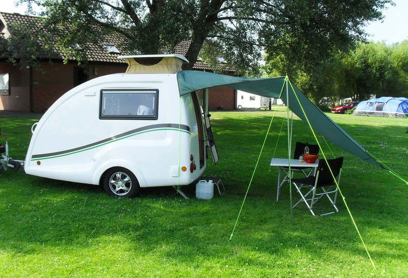 go micro tourer caravans small 2 berth caravans teardrop caravans campers. Black Bedroom Furniture Sets. Home Design Ideas
