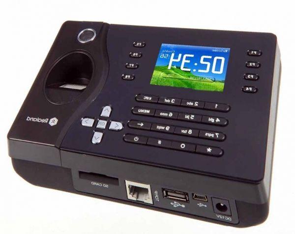 Biometric fingerprint time attendance RFID access control machine - attendance list