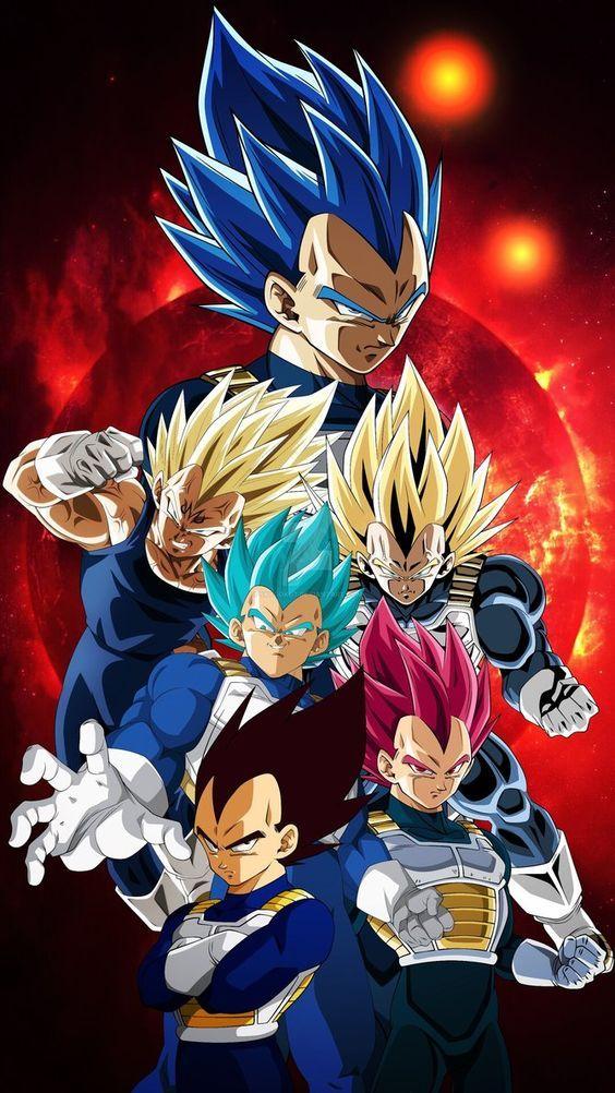 Dragon Ball Dragon Ball Vegeta Dragon Ball Vegeta Sayajin Dr