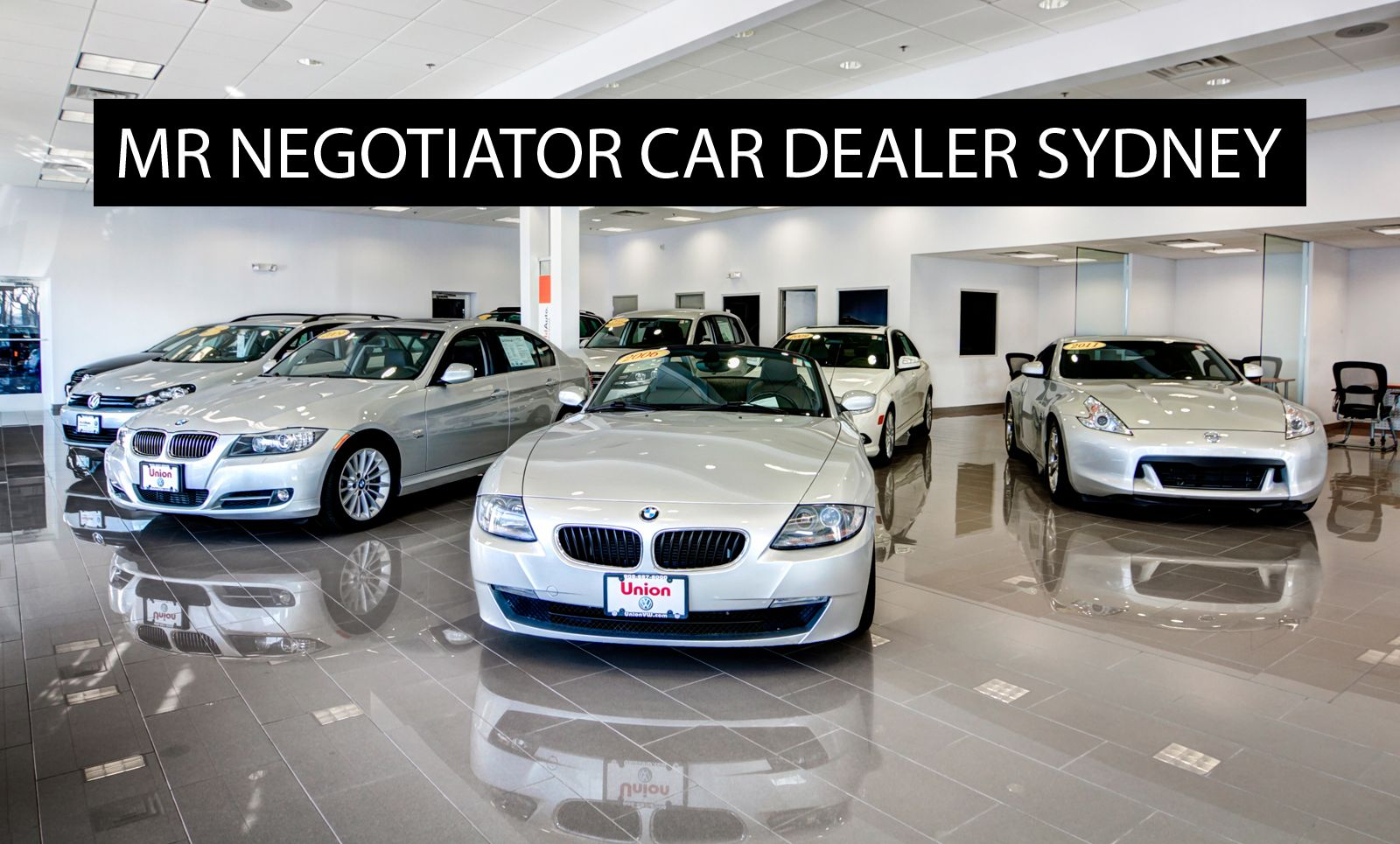 Find The Best Car Dealer Sydney Available From Mr Negotiator We