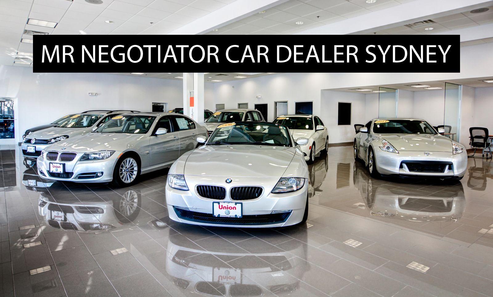 Find the best car dealer Sydney available from Mr Negotiator. We ...