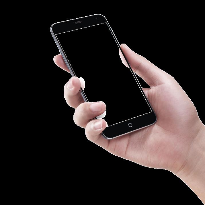 Hand And Phone Hand Holding Phone Phone Phone Template