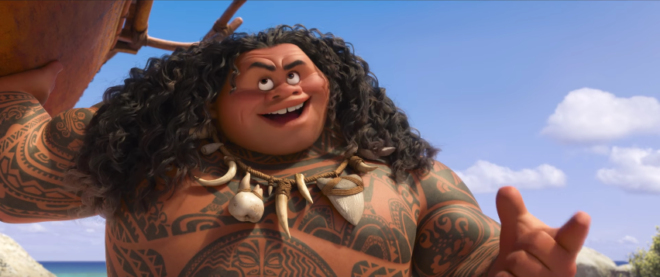 The New Moana Trailer Will Make You Wish It Was