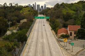 Empty Streets Corona Worldwide Los Angeles Google Search In 2020 What Makes America Great California Seattle Times