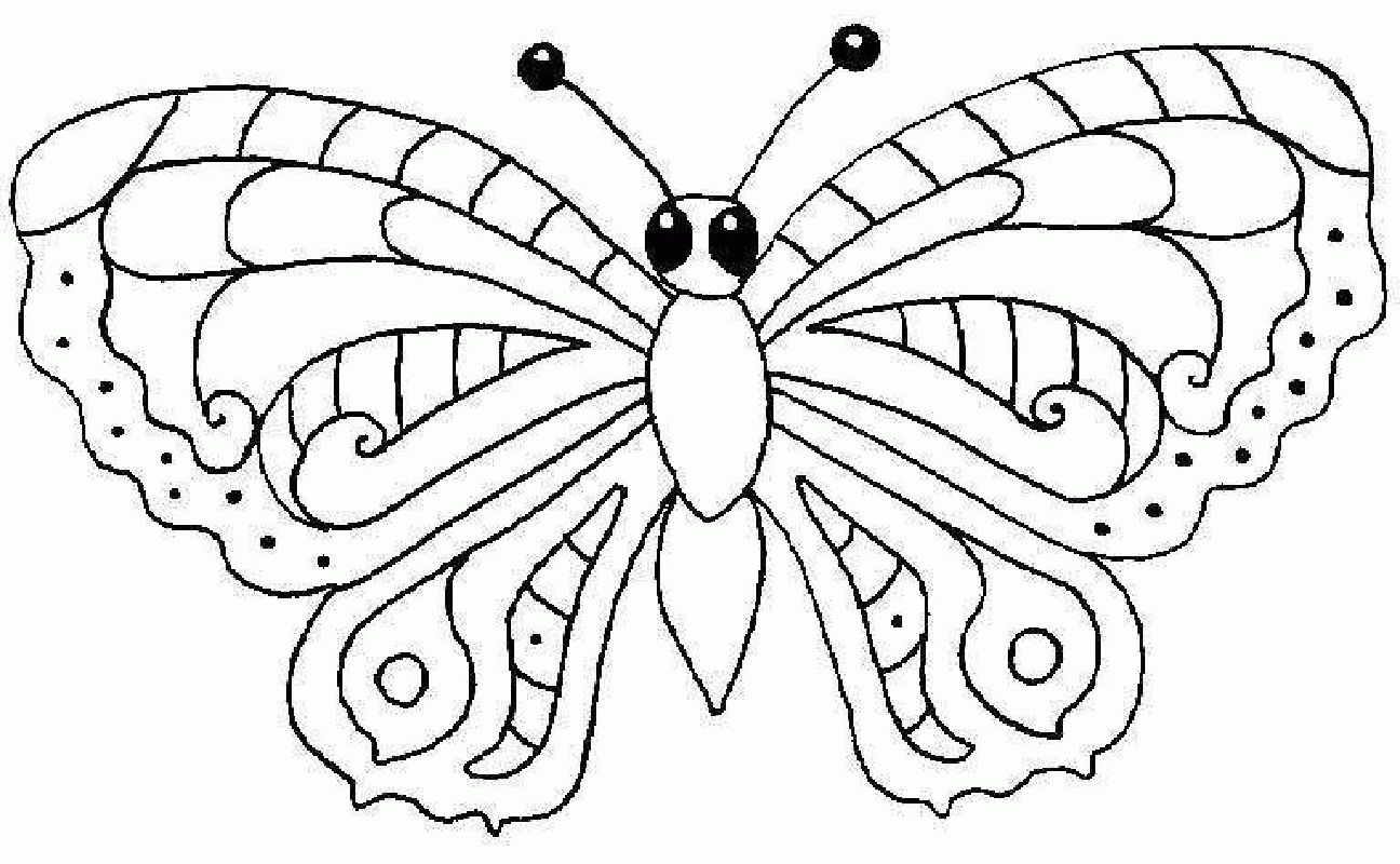 Free Printable Butterfly Coloring Pages Butterfly Coloring Page Butterfly Printable Coloring Pages