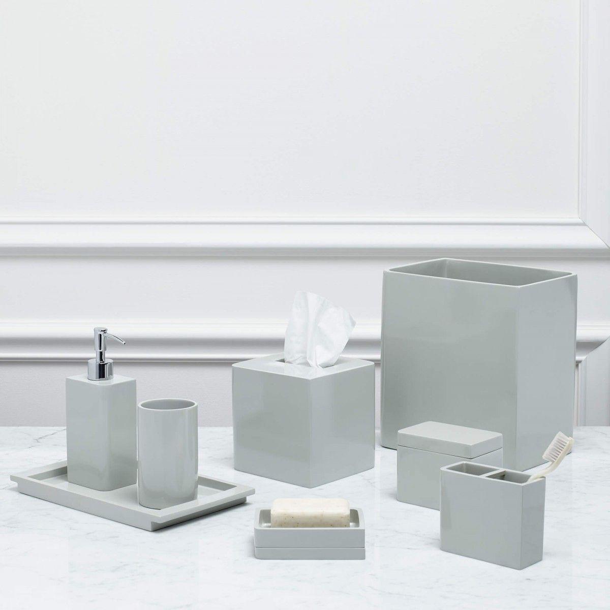 Lacca Grey Bath Accessories Bath Accessories Bathroom
