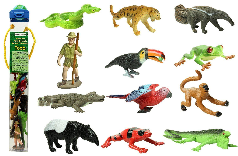 Safari Ltd Rainforest TOOB Toys & Games
