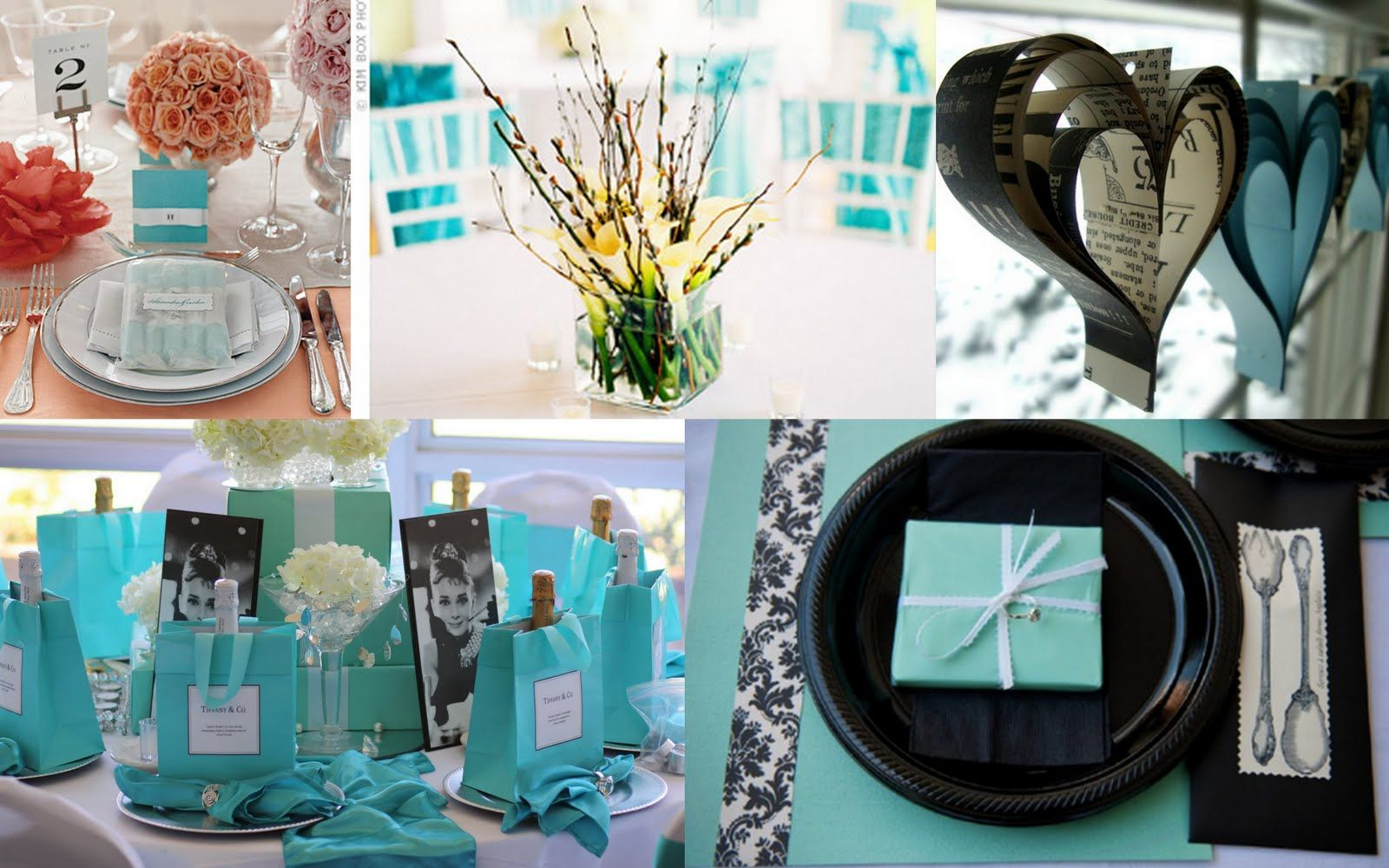 tiffany and co baby shower decorations always admire bloggers who have the art and eye for creating these
