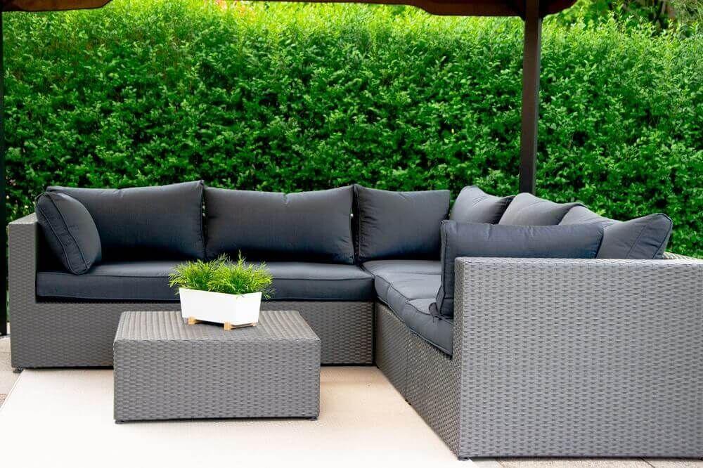 Loungemöbel - Unsere Gartenlounge für die Terrasse ist Wohlfühlen pur