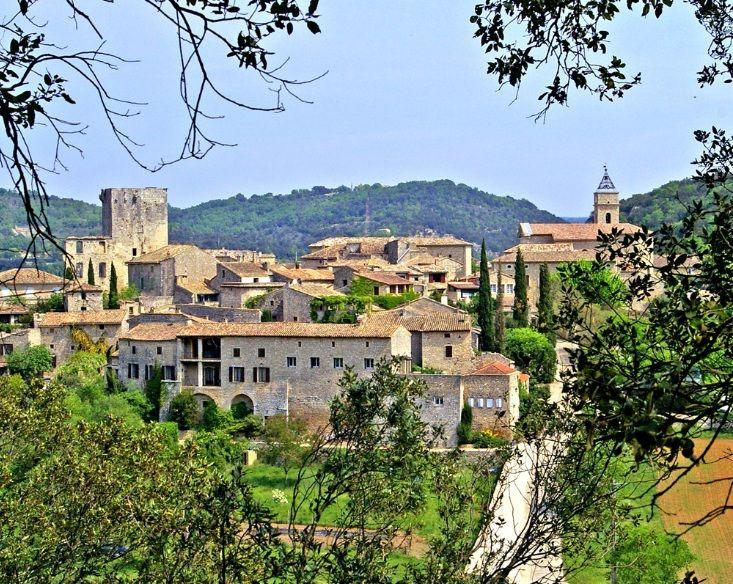 Languedoc-Roussillon, Gard, Montclus