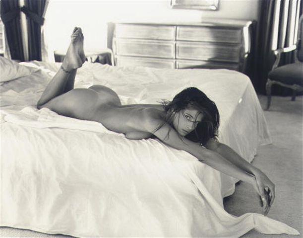 Sante D'Orazio, Stephanie Seymour, 1990
