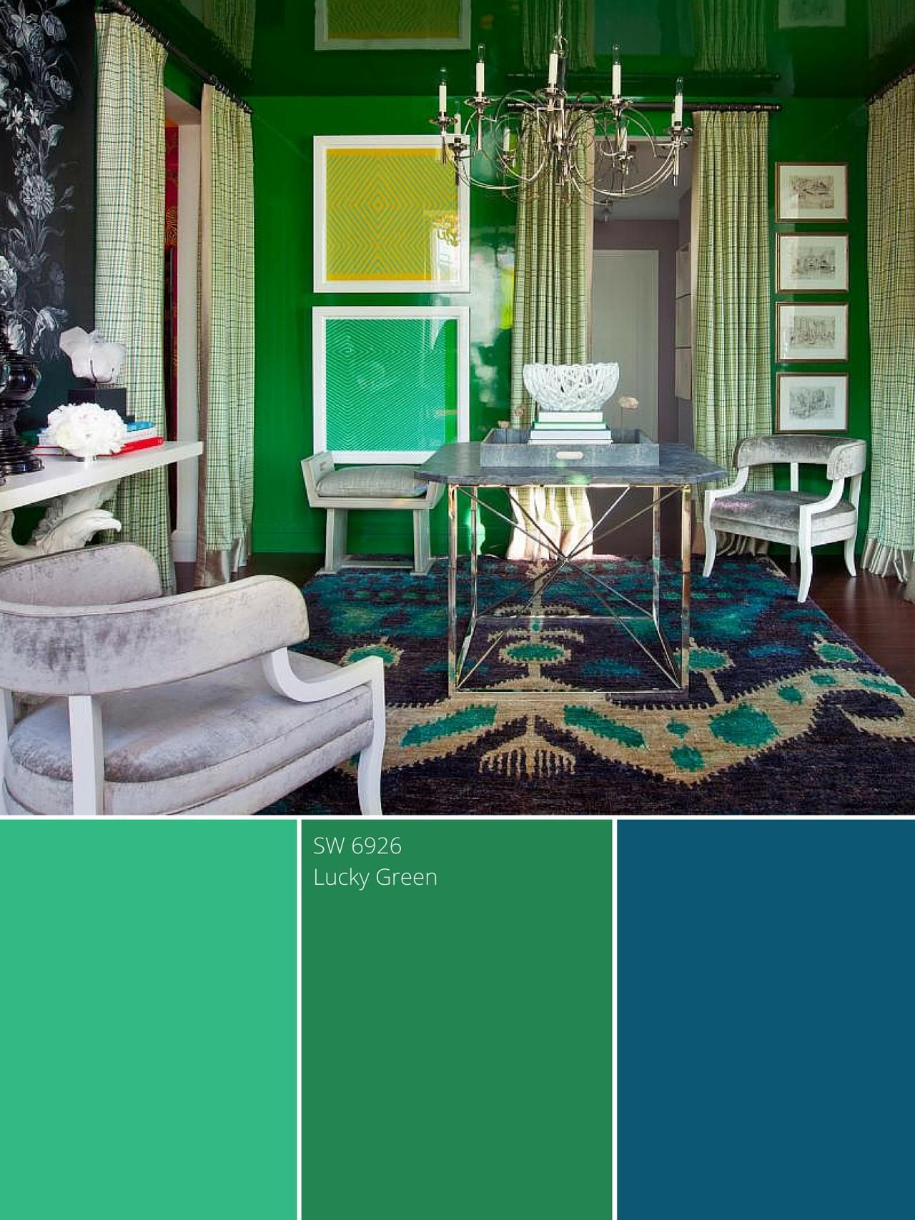 Vote for Your Favorite Color Palette on HGTV.com   Color Palettes and Schemes for the Home   HGTV