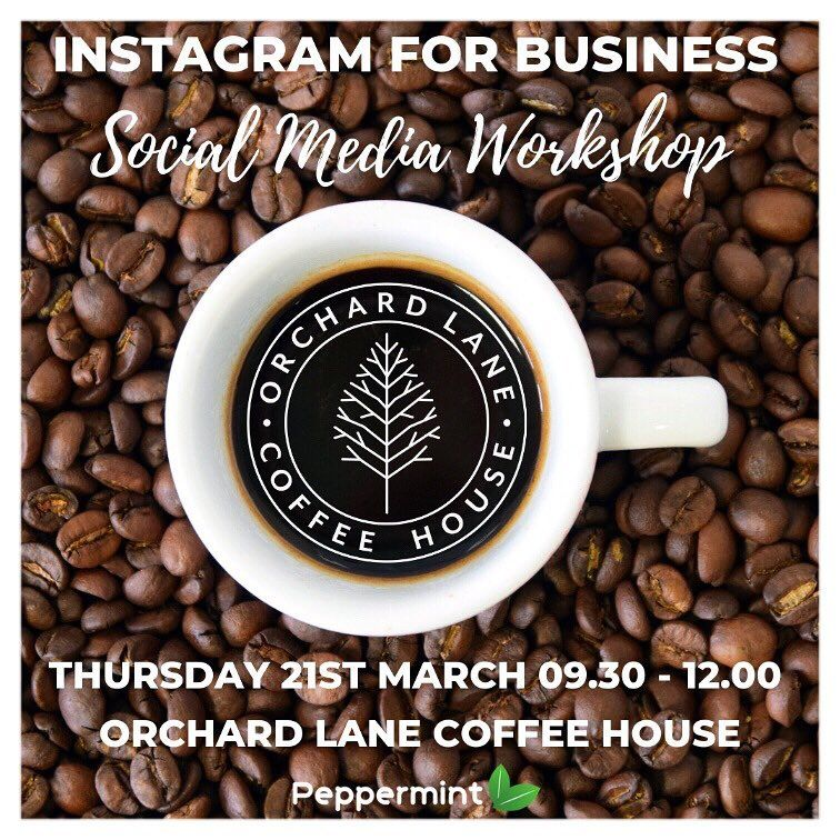 Instagram For Business Workshop Understanding How To Maximise Your Instagram Account So It Performs Well F In 2020 Social Media Workshop Business Workshop Instagram