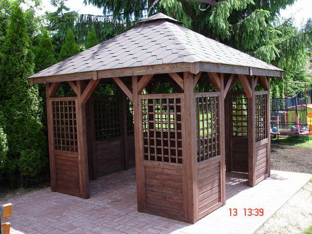 Altana Ogrodowa 3 5x3 5 Domek Promocja Zimowa 5713967643 Oficjalne Archiwum Allegro Outdoor Structures Gazebo Outdoor