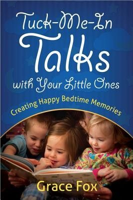 "[""Trade in a few of your bedtime stories for memory-making moments with this collection of fun conversation starters for kids ages three to eight. <i>Tuck-Me-In Talks with Your Little Ones: Creating Happy Bedtime Memorie<\/i> by Grace Fox is filled with open-ended questions that will stimulate your children's imagination and help them express their thoughts. <br><br>These conversation starters for kids cover a wide range of topics and avoid one-word answers and right-or-wrong responses. The…"