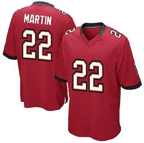 Martin Jersey Tampa Bay Buccaneers Doug Martin Color Red Elite ...