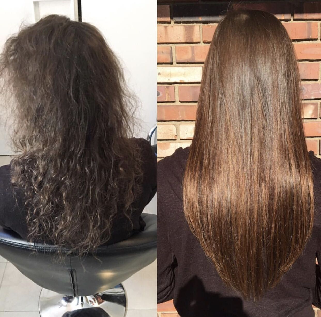 Transformation Using Glam Seamless Extensions Hair By Raquel