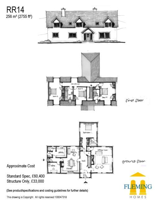 Timber Frame Self Build Houses Images Plans And Design Galleries Scotland Amp Uk Fleming Homes Timber Frame Scotland Kit Homes House Plans Uk House Plans