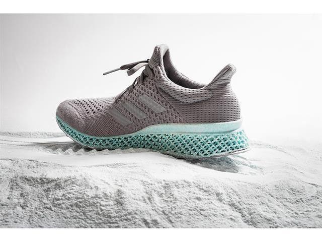 Medaarch – Da Adidas la scarpa stampata in 3D e fatta di rifiuti recuperati dall'oceano