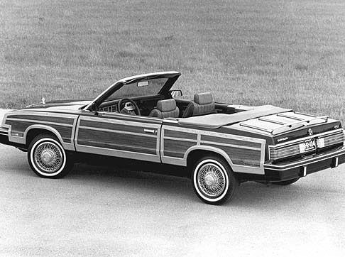 Plains Trains And Automobiles Chrysler Le Baron Turbo