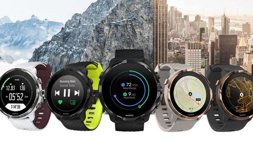 新型Wear OS「Suunto 7」楽天でポイント10倍+α還元【3月30日まで】