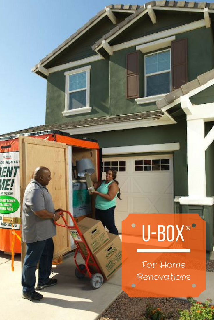 Ubox moving cost