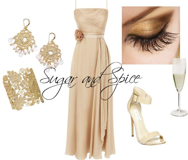 """Sugar and Spice"" by ruthy09 on Polyvore"