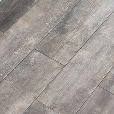 "coralvine 6"" x 24"" porcelain wood look tile in winder"