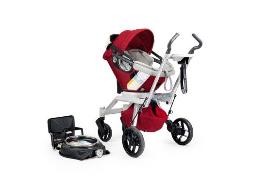 orbitgreen™ : Certified Fabric - The first car seat with fabrics and ...