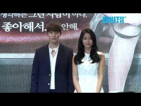 [ZENITH TV] KBS2 새 금요미니시리즈 '오렌지 마말레이드' 제작발표회 - 포토타임
