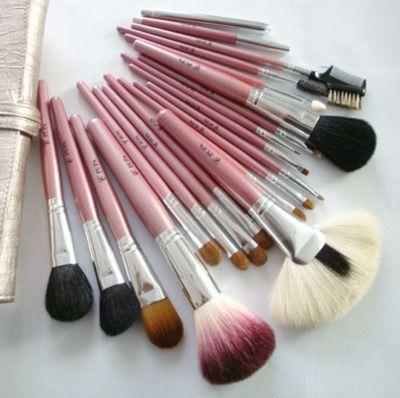 Make up penselen en kwasten