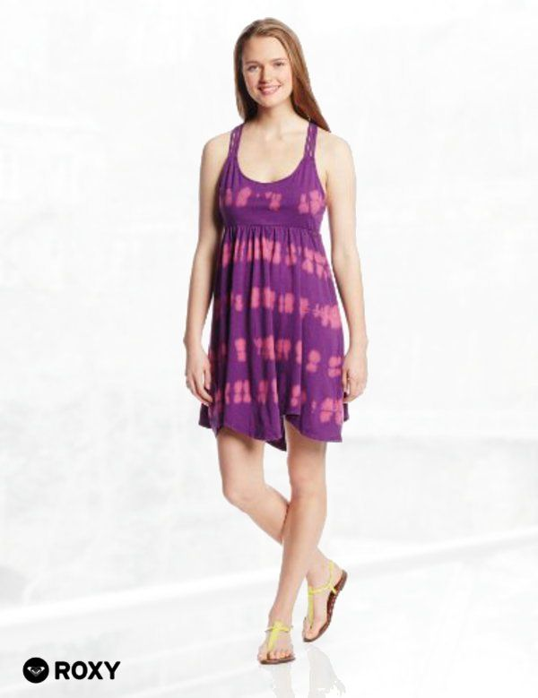 Roxy Juniors Joy Dance Knit Dress