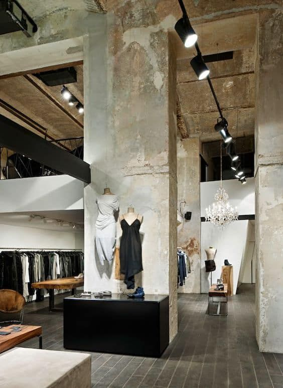 87 Exceptionally Inspiring Track Lighting Ideas To Pursue Homesthetics Inspiring Ideas For Your Home Store Design Interior Store Interiors Retail Lighting