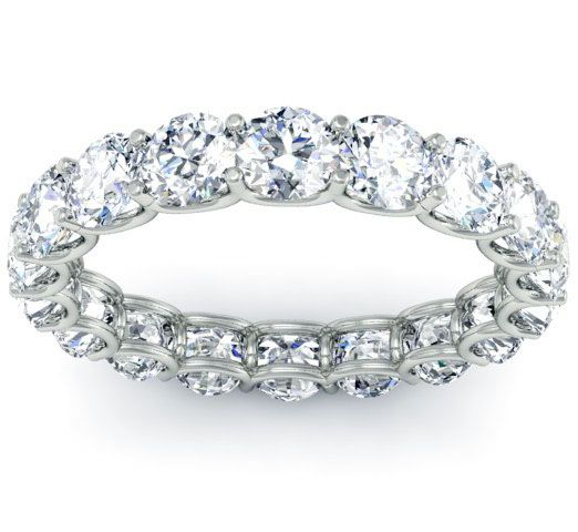 diamond round salvatore wedding bands ctw eternity band co