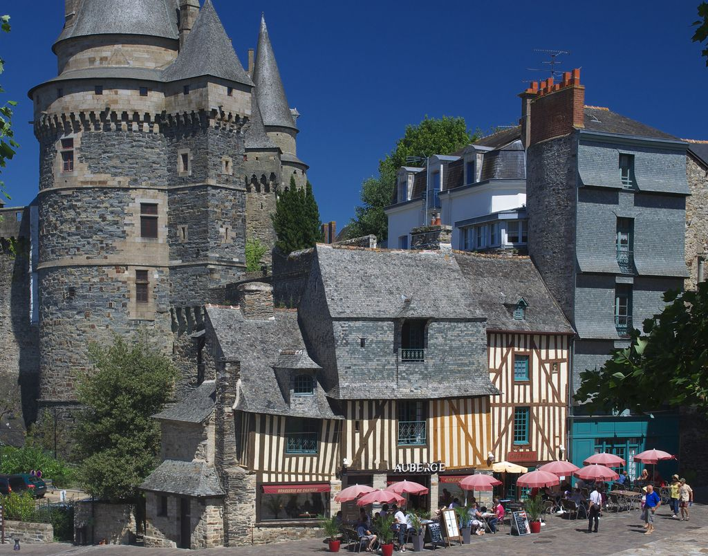 Vitre France By Surreydock France Brittany France Brittany