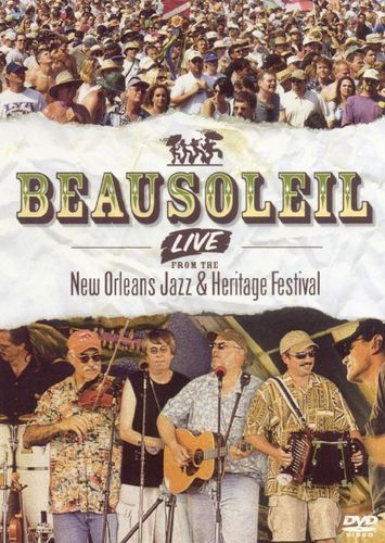 Beausoleil: Live from the New Orleans Jazz & Heritage Festival [DVD]
