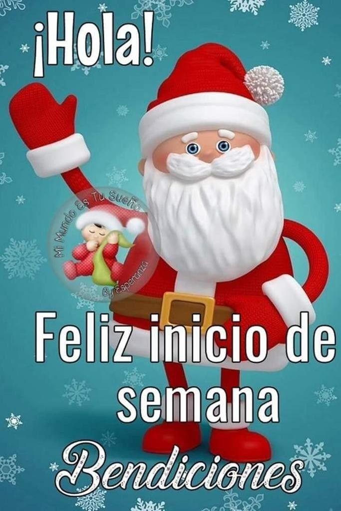 Inicio Feliz Navidad.Pin De Eri En Buenos Dias Saludos De Navidad Feliz