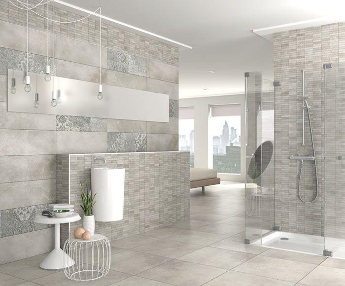 Arcana tiles urbanity 25x75cm salle de bain pinterest - Meuble de salle de bains lapeyre ...