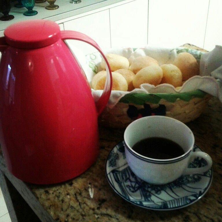 Cafezim da tarde