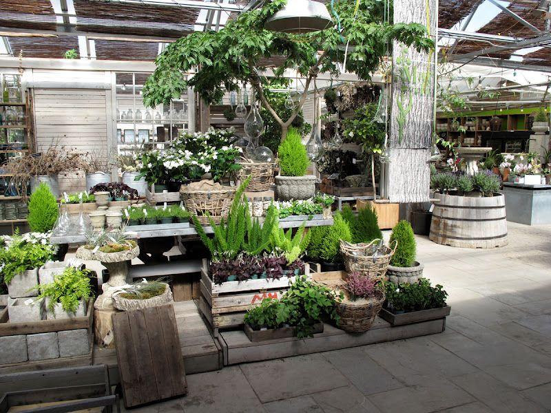 Terrain Juniper Hill Farm Garden Center Displays Garden Shop
