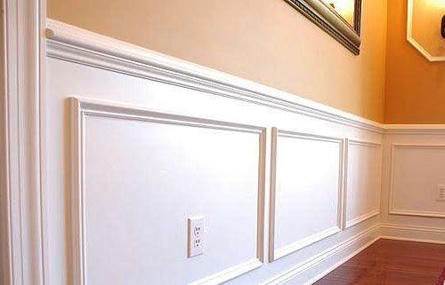 Molduras pared buscar con google molduras pinterest - Molduras para paredes interiores ...