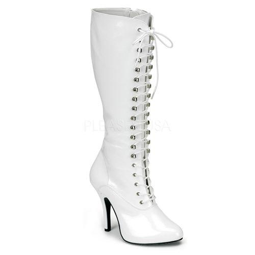 sexy Halloween boots! 4 1/2\