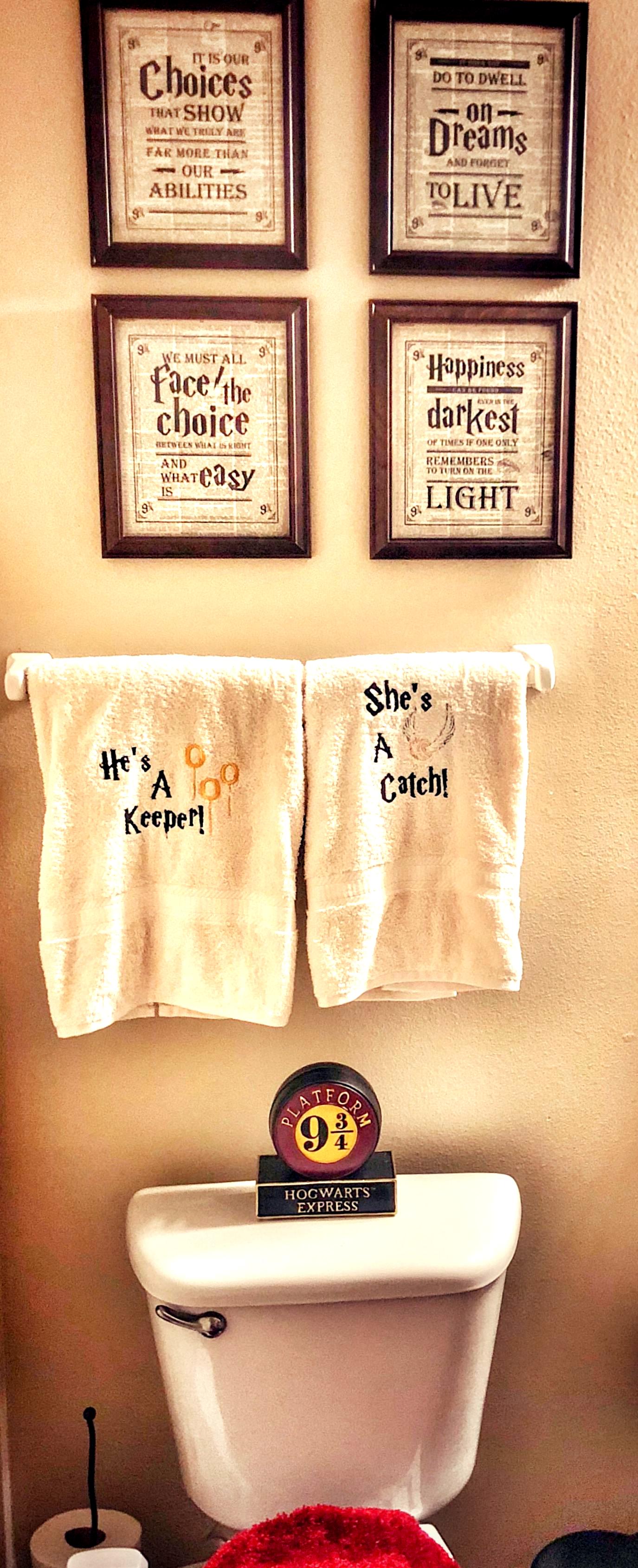 Harry Potter Themed Bathroom Harry Potter Ideas Bathroom Ideas In