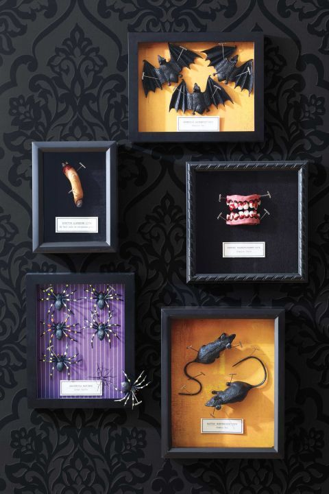 50 of the Easiest, Spookiest Halloween Decorating Ideas Creepy - create halloween decorations