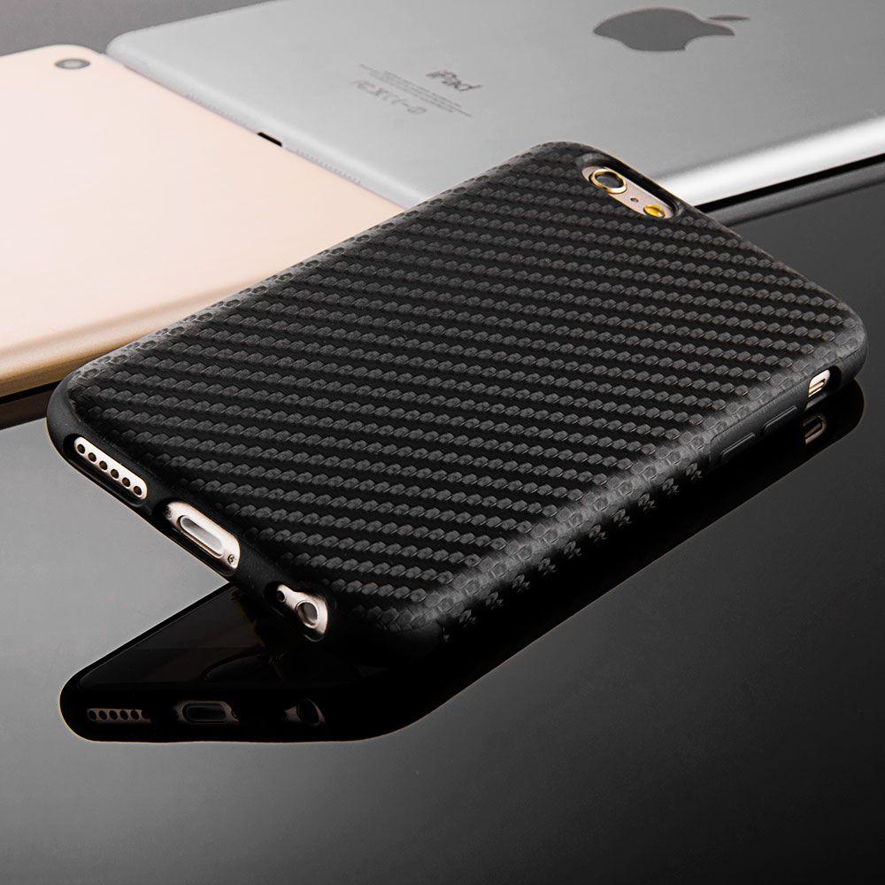 custodia carbonio iphone 6 plus