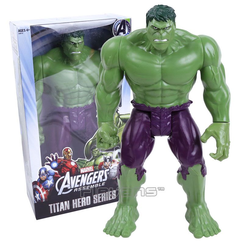 Marvel Chess Hulk Super Heroes PVC Action Figure Toys Collectible Model Toy