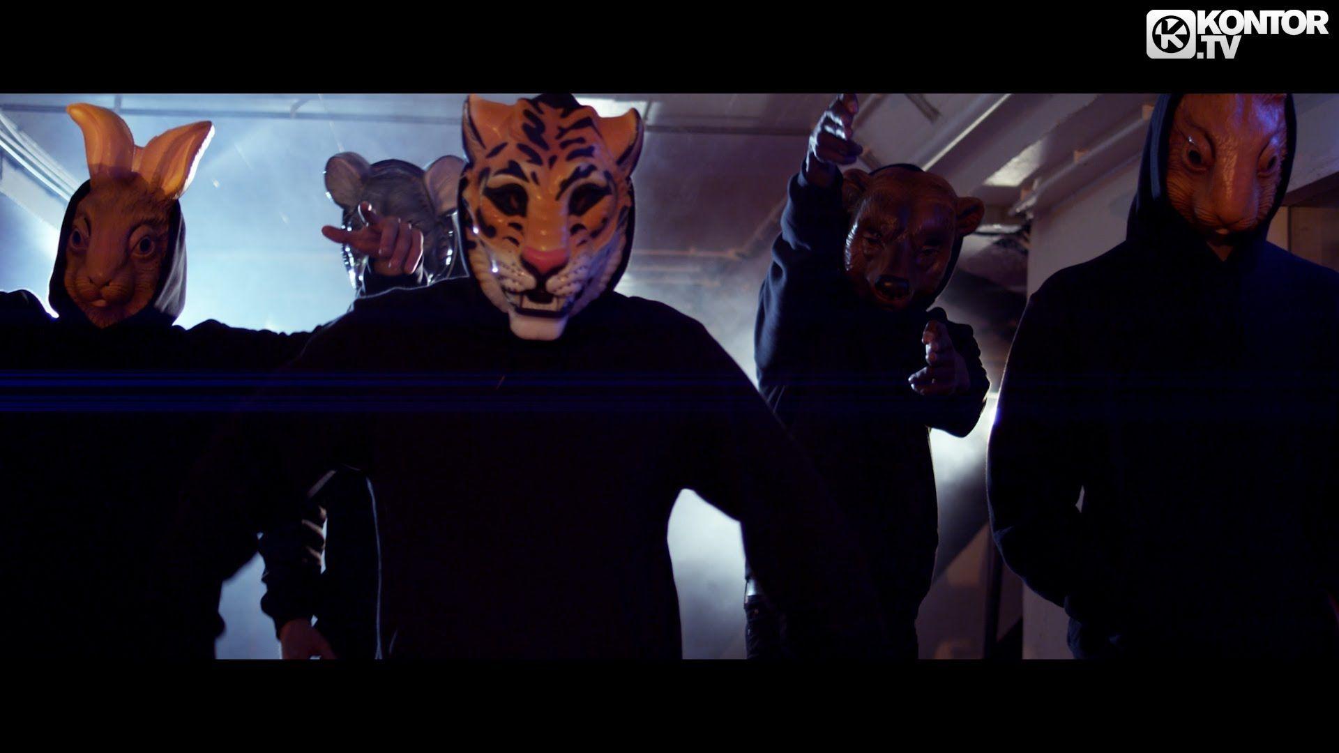 Martin Garrix Animals (Official Video HD) (+lista de