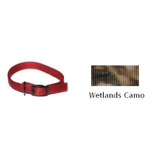 Hallmark 52303 1 Inch Wide Nylon Hunt Collar In Camo Pattern - $18.52