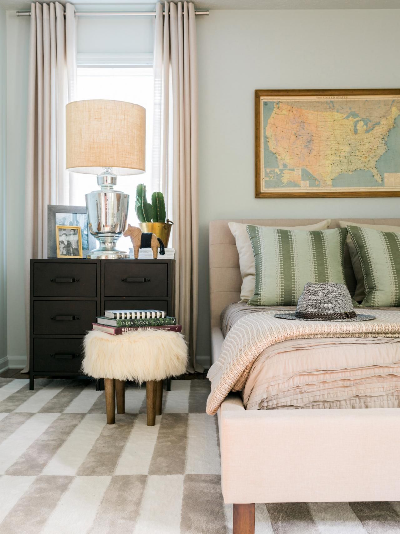 21+ Beautiful Bedroom Color Schemes with Color Combinations