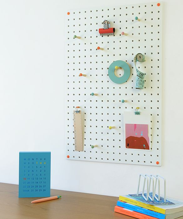 Modern Homes Peg: Peg Board, Designed By Block Design.
